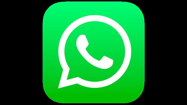 WhatsApp Symbolo