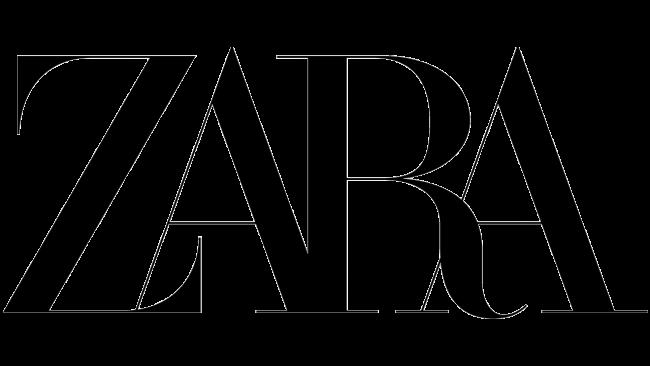 Zara Logo 2019-oggi