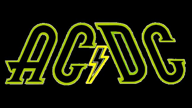 AC DC Logo 1976