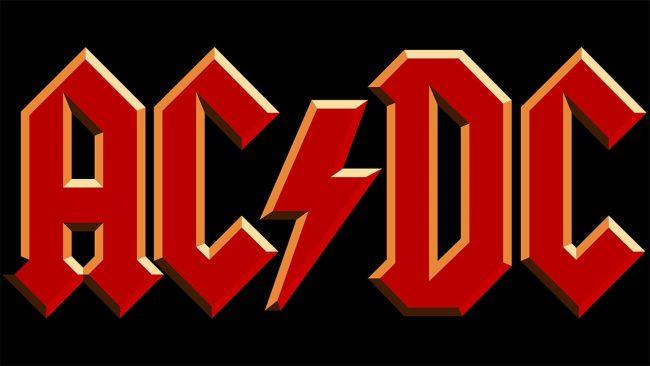 AC DC Simbolo