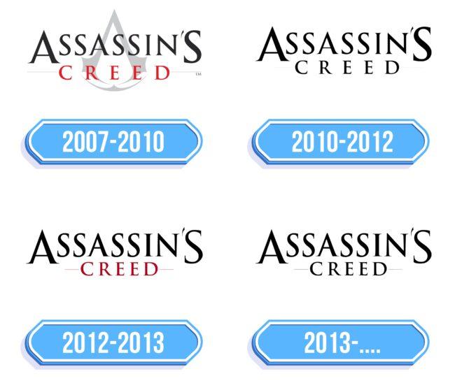Assassin's Creed Logo Storia
