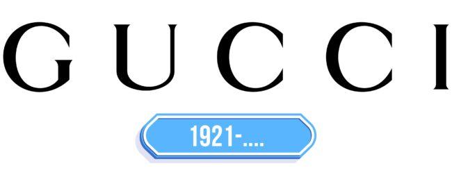 Gucci Logo Storia
