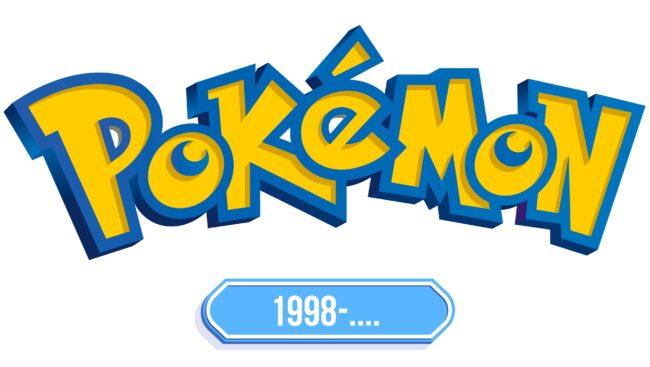 Pokemon Logo Storia