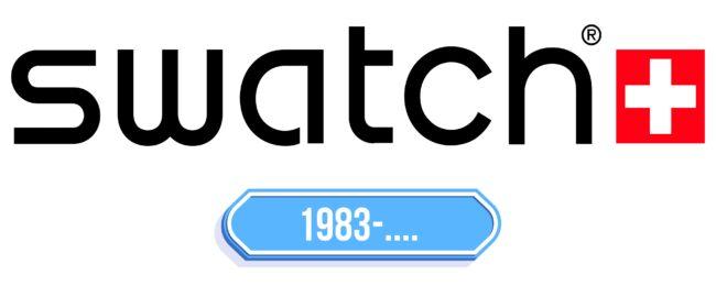 Swatch Logo Storia