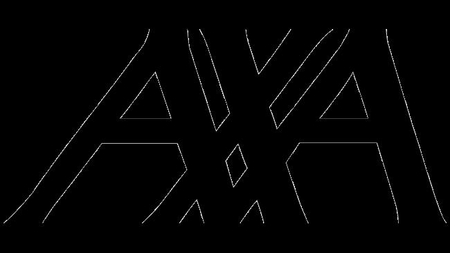 AXA Logo 1985-1994