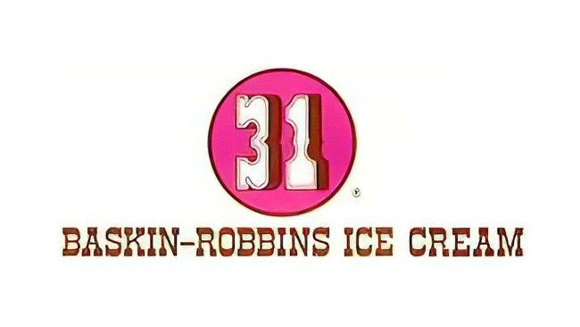Baskin Robbins Logo 1947-1991