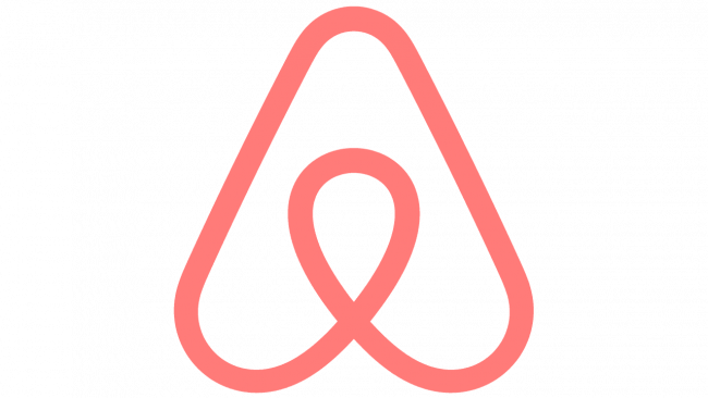 Logo della Airbnb
