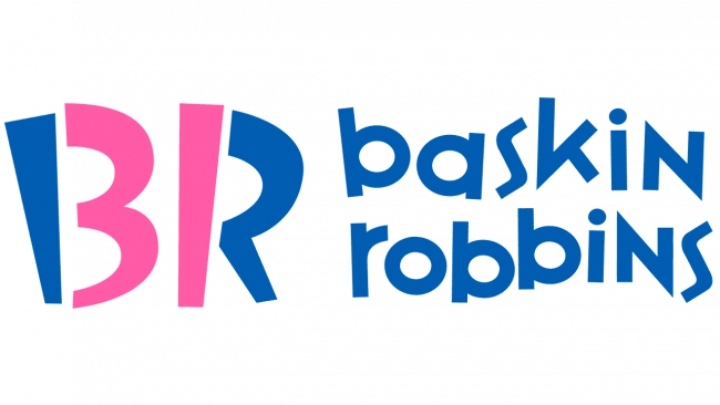 Logo della Baskin Robbins