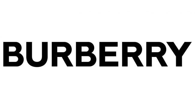 Burberry Logo 2018-oggi