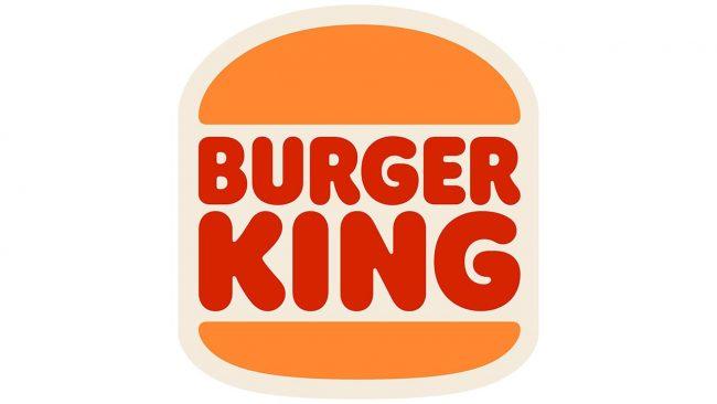 Burger King Logo 2021-oggi