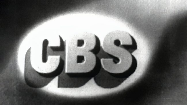 CBS Logo 1947-1951