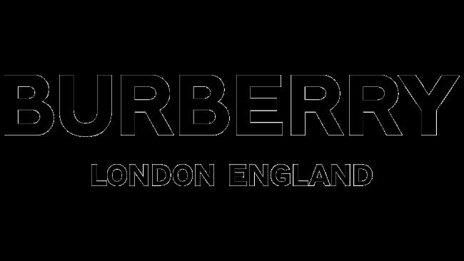 Logo della Burberry