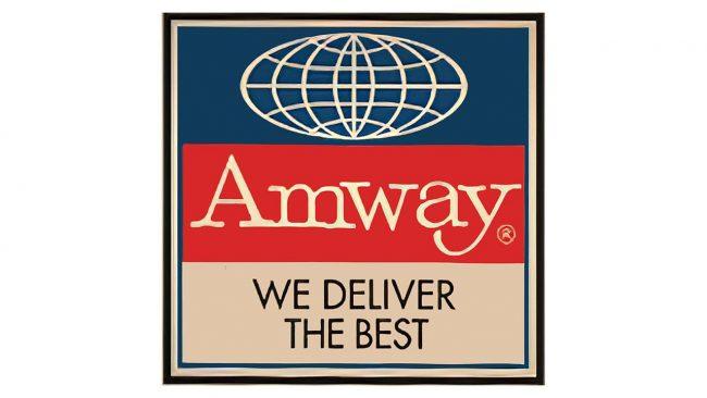 Amway Logo 1982-1980s