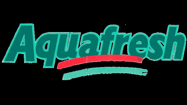 Aquafresh Logo 1989-1992