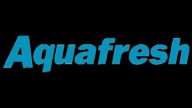 Aquafresh Logo 1992-1996