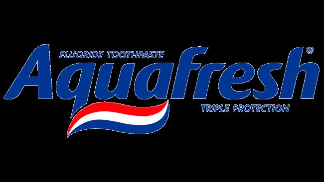 Aquafresh Logo 1998-2005