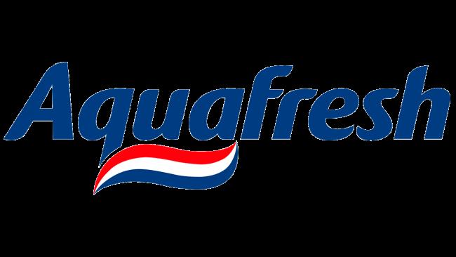 Aquafresh Logo 2005-2012