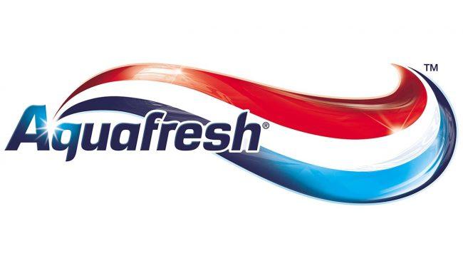 Aquafresh Logo 2012-oggi