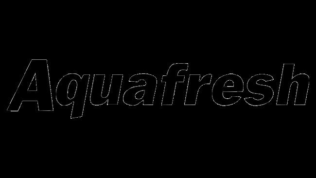 Logo della Aquafresh