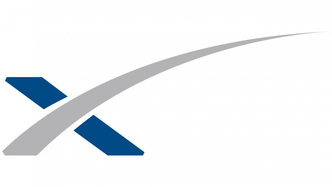 Logo della SpaceX
