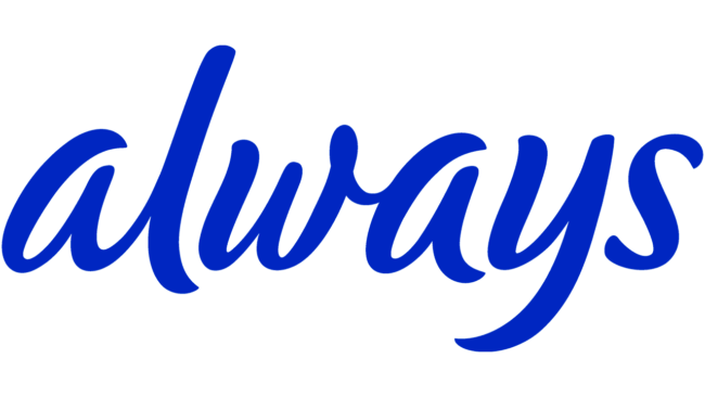 Always Logo 2015-oggi