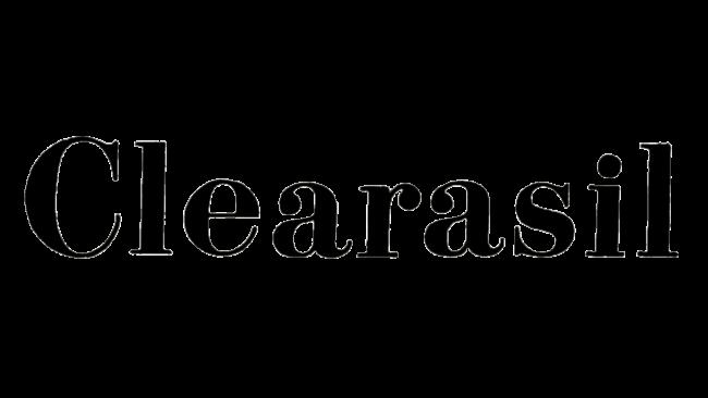 Clearasil Logo 1950-1960