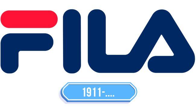 Fila Logo Storia