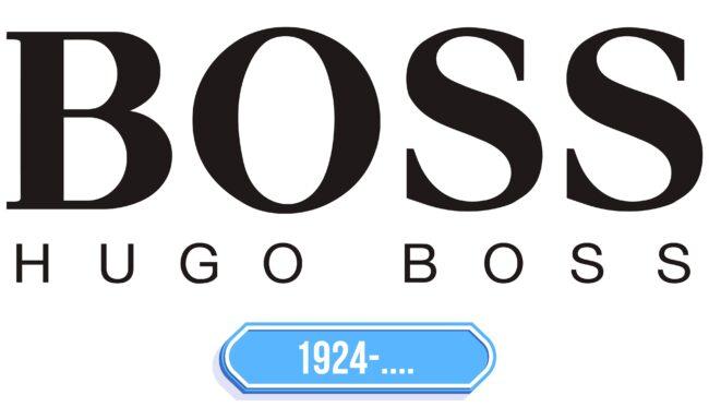 Hugo Boss Logo Storia