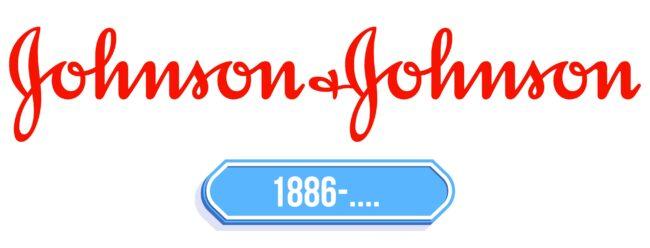 Johnson & Johnson Logo Storia