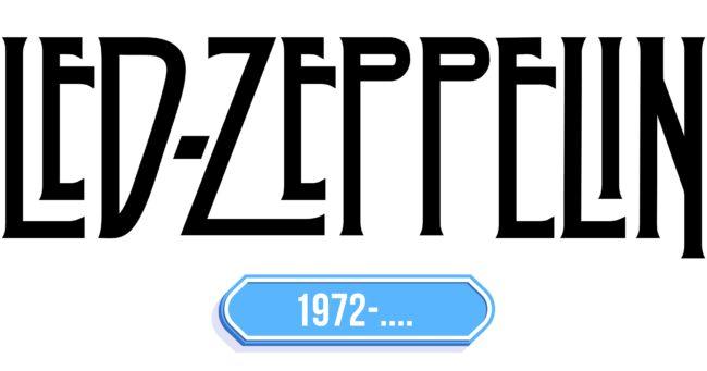 Led Zeppelin Logo Storia