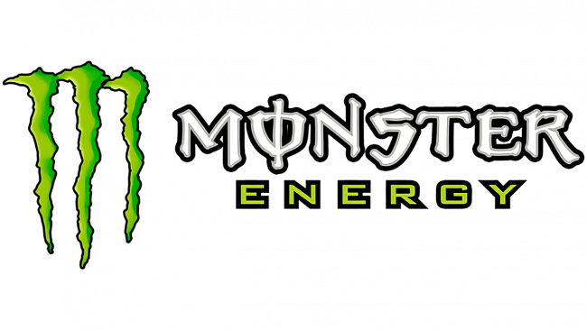 Logo della Monster Energy
