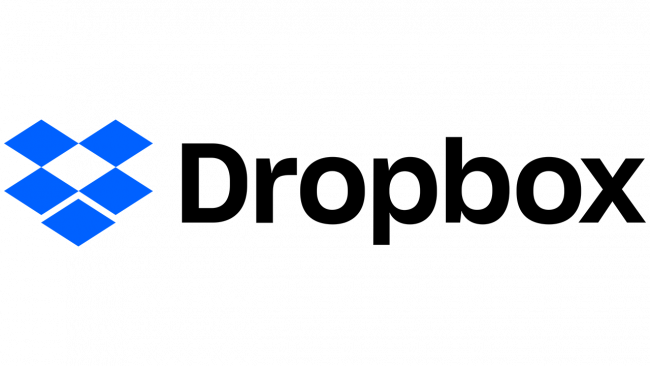 Dropbox Logo 2017-tempo presente
