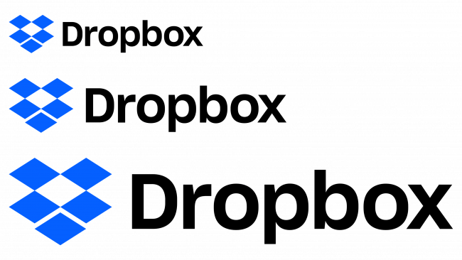 Logo della Dropbox