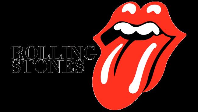 Logo della The Rolling Stones