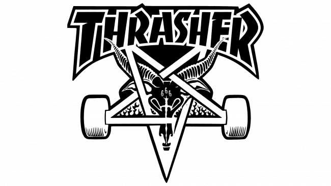Logo della Thrasher