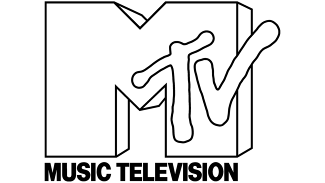 MTV Logo 1981-1994