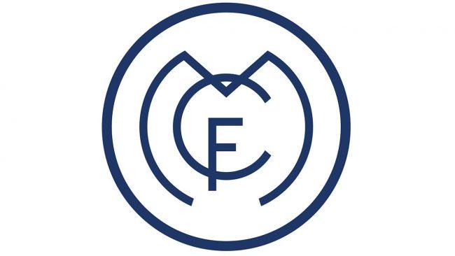 Real Madrid Logo 1908-1920