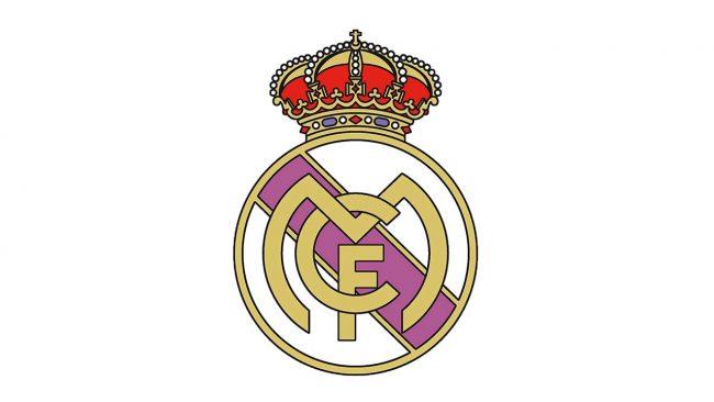 Real Madrid Logo 1941-1997