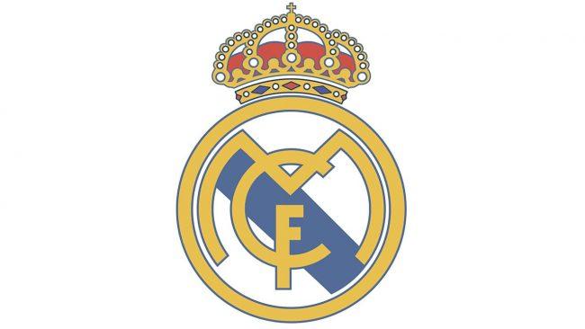 Real Madrid Logo 2001-oggi