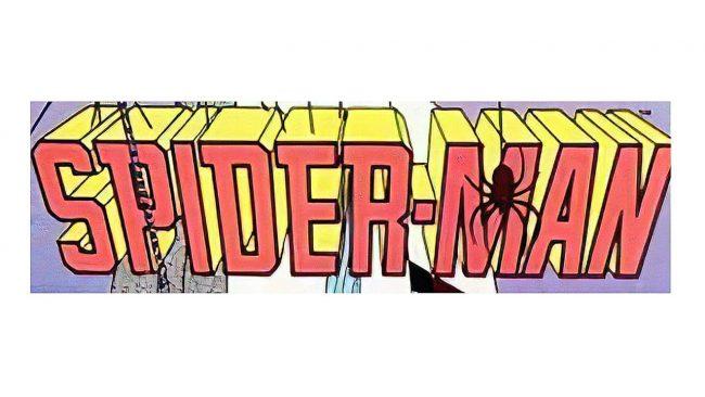 Spider Man Logo 1985-1990