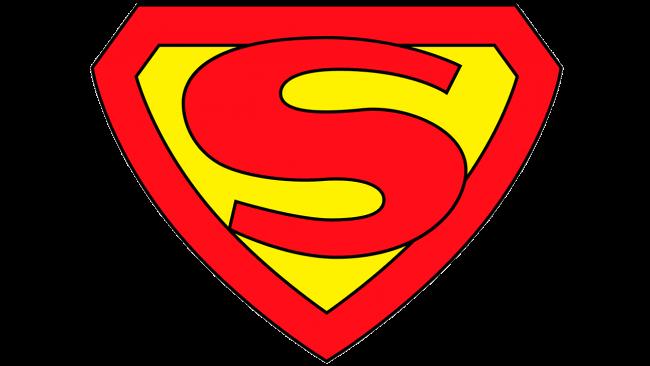 Superman Logo 1940-1941