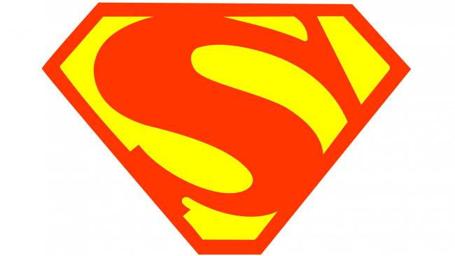 Superman Logo 1940