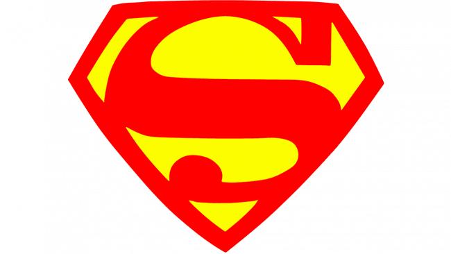 Superman Logo 1955-1986