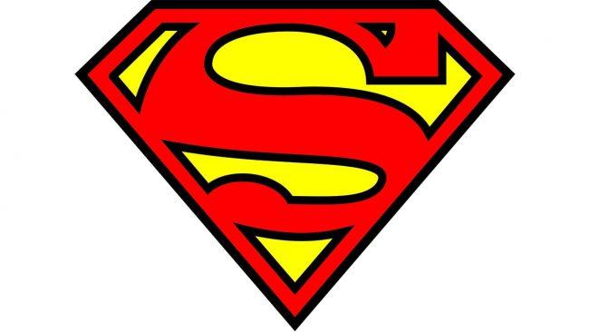 Superman Logo 1977-oggi