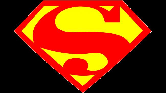 Superman Logo 1986-1992