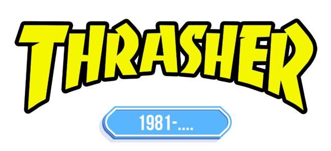 Thrasher Logo Storia