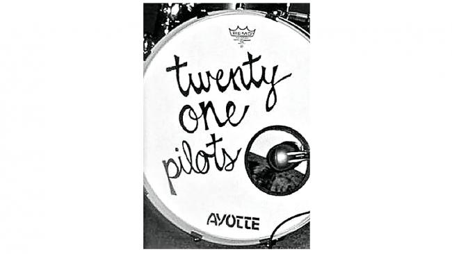 Twenty One Pilots Logo 2009-2010