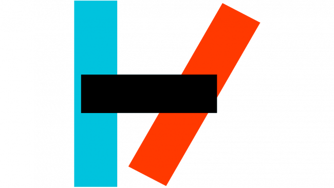 Twenty One Pilots Logo 2011-2015