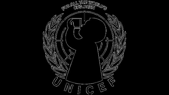 UNICEF Logo 1953-1960