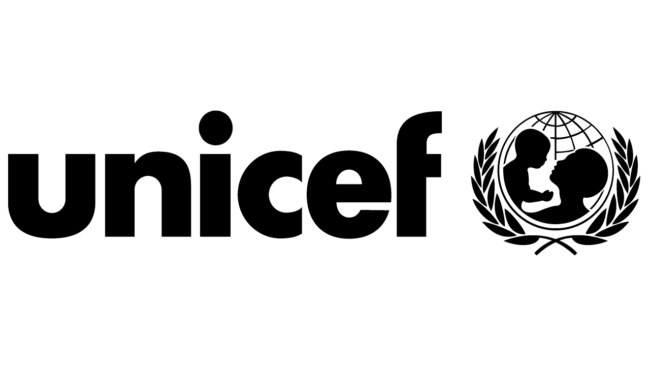 UNICEF Logo 1986-2003